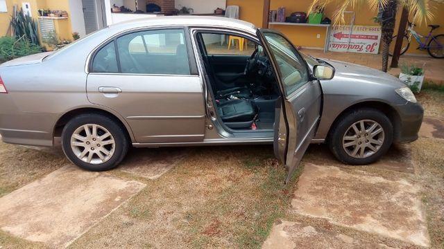 Honda Civic 2004 - Aceito troca e oferta em dinheiro - Foto 5