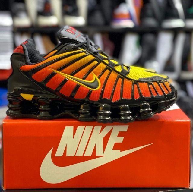 Tenis Nike Shox 12 Molas(importado) - Foto 5