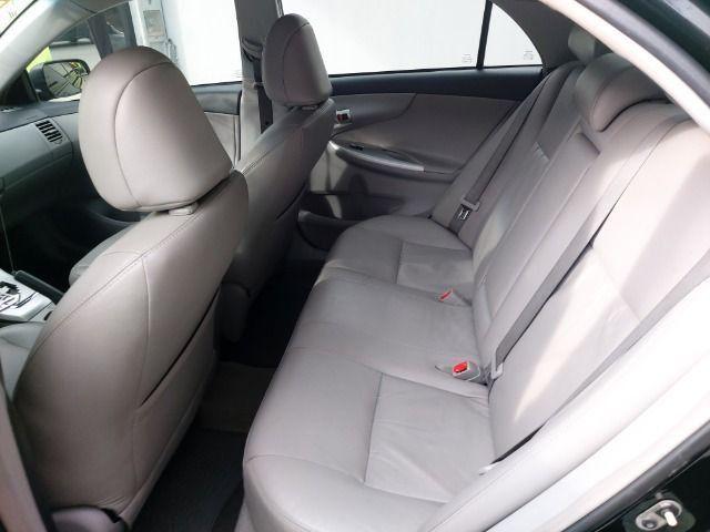 Toyota Corolla Sedan 2.0 Dual VVT-i XEI (aut)(flex) 2012 - Foto 8