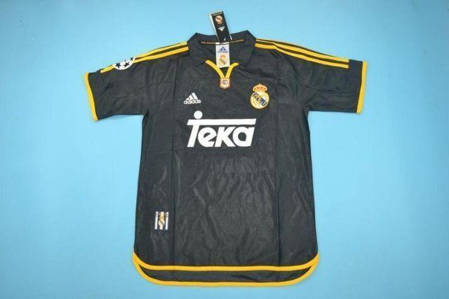 Retrôs Camisas Real Madrid Diversos anos times e jogadores históricos ! - Foto 3