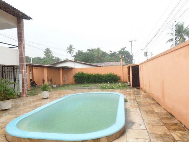 Casa duplex para locação no bairro cidades dos funcionarios, com piscina 4 suites - Foto 2