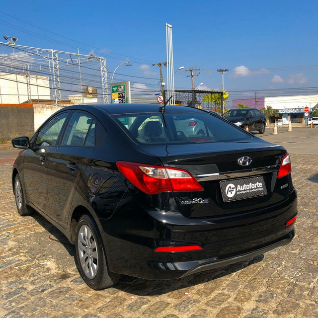 Hyundai HB20S 1.6 Automático 2018 R$ 53.990 - Foto 10