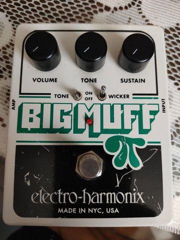 Pedal Big Muff Tone Wicker - Electro Harmonix - Foto 2