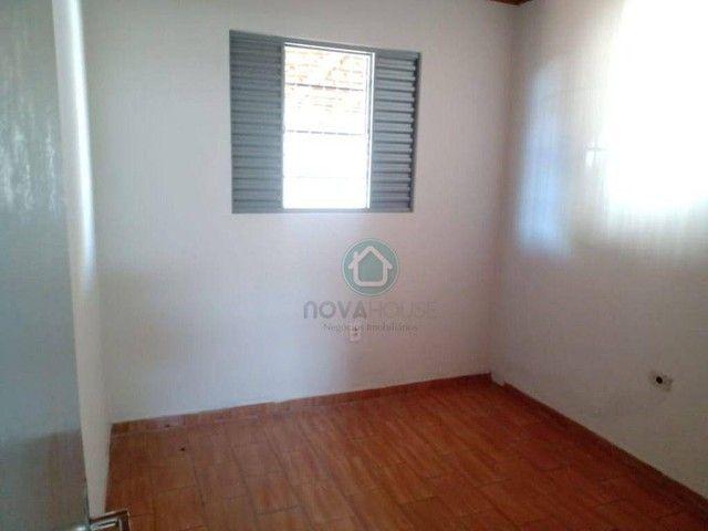 Casa no bairro Jd. Centenário para locação R$750,00. - Foto 9