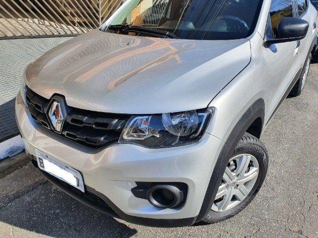 Renault Kwid Zen 1.0 12V Flex 2019/2020 - Foto 16