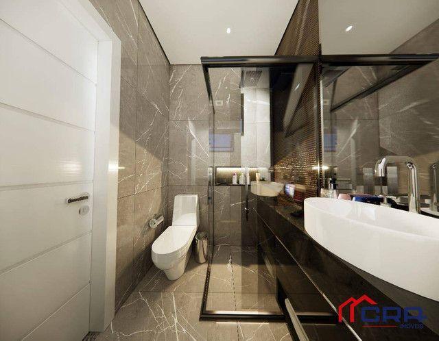Apartamento com 3 dormitórios à venda, 150 m² por R$ 630.000,00 - Jardim Belvedere - Volta - Foto 8