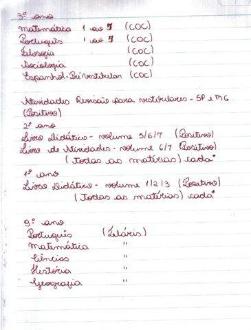 Livros Didáticos Positivo COC Teláris - Foto 5