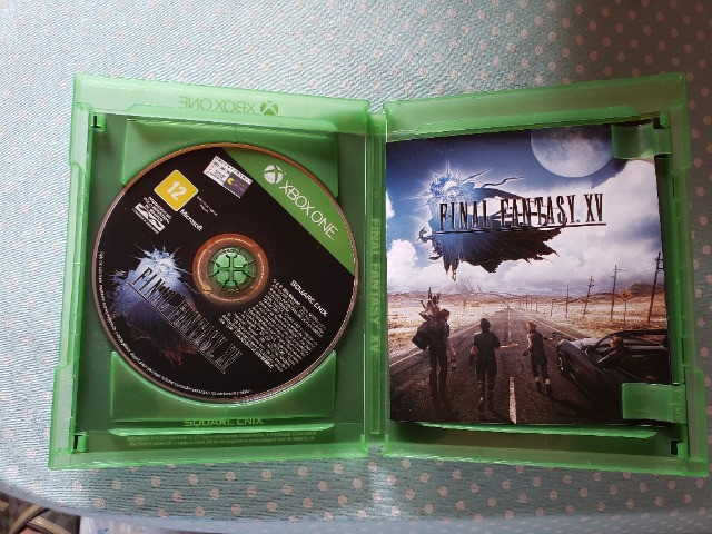 Jogo Xbox One - Final Fantasy XV Edição Day One - Foto 2