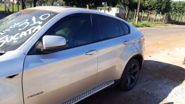BMW X6 Lataria e Pecas - Foto 4