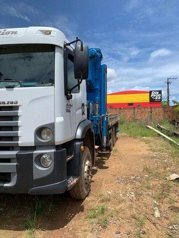 Caminhão munck traçado 26280  - Foto 4