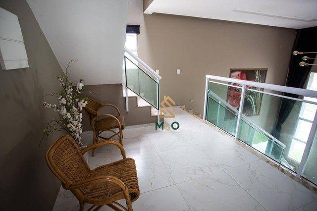 Casa com 4 dormitórios à venda, 519 m² por R$ 2.270.000,00 - Porto das Dunas - Aquiraz/CE - Foto 8