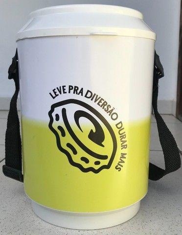 Cooler Térmico 10 latas ou Bebidas em Geral
