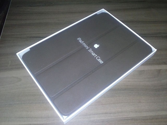 Smart Case para iPad mini 2 e 3 (Marrom) Original! Aceito Troca!!! - Foto 3