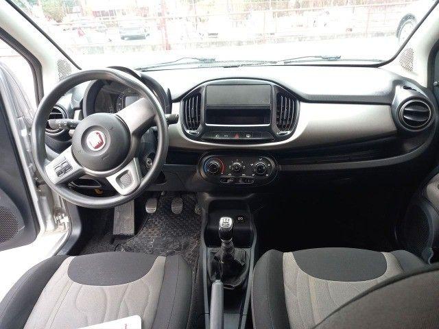 2005. Fiat Uno Way 1.3 Completo 2021 - 42.000 km - Abaixo da Fipe - Foto 7