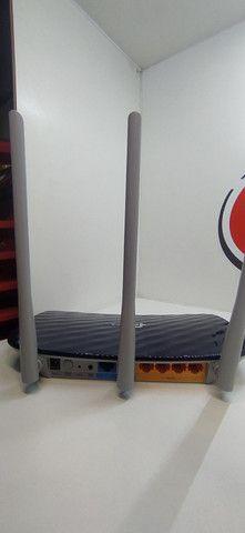 Roteador 3 Antenas Longo alcance - Foto 2