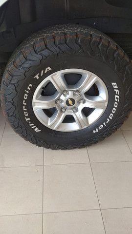 4 pneus BFGoodrich usados