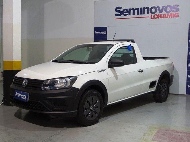 VW Saveiro Robust - Completa - financio ate 100% - Foto 2