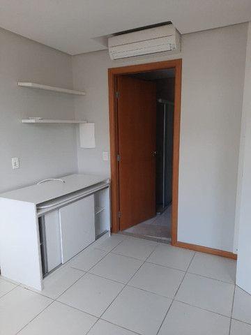 SCRN 708/709, apt 01 quarto repleto de armários, dividido, com garagem - Foto 9