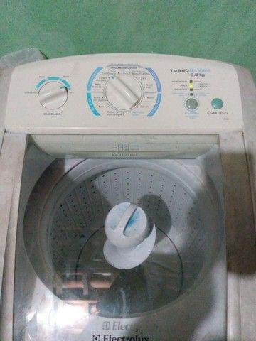 Máquina de lavar roupa Electrolux 9.k