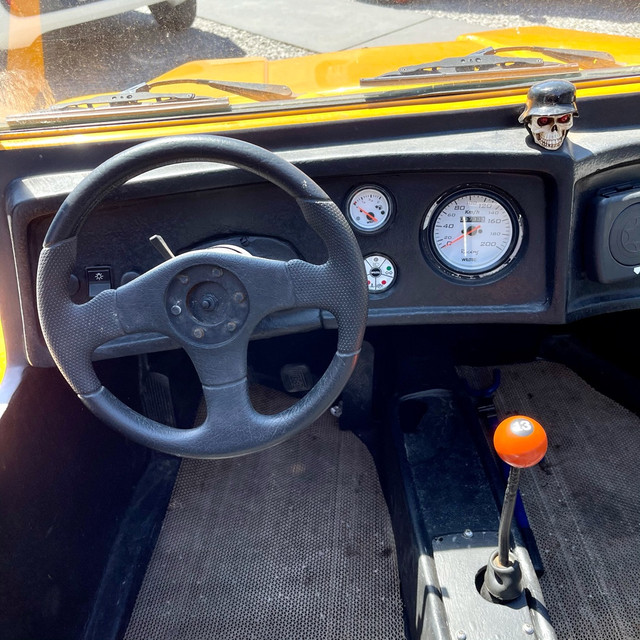 Bugre 1600 Baby 1978 - Foto 10