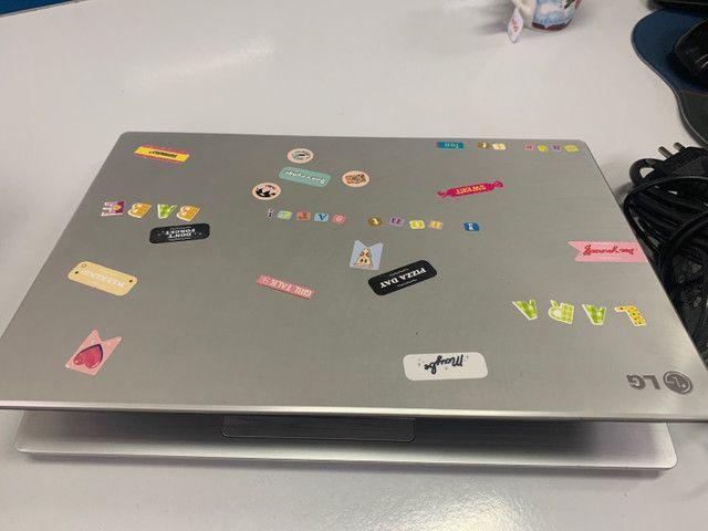 Notebook LG - usado - Foto 2