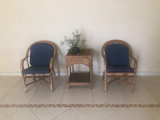 Cadeiras ratan