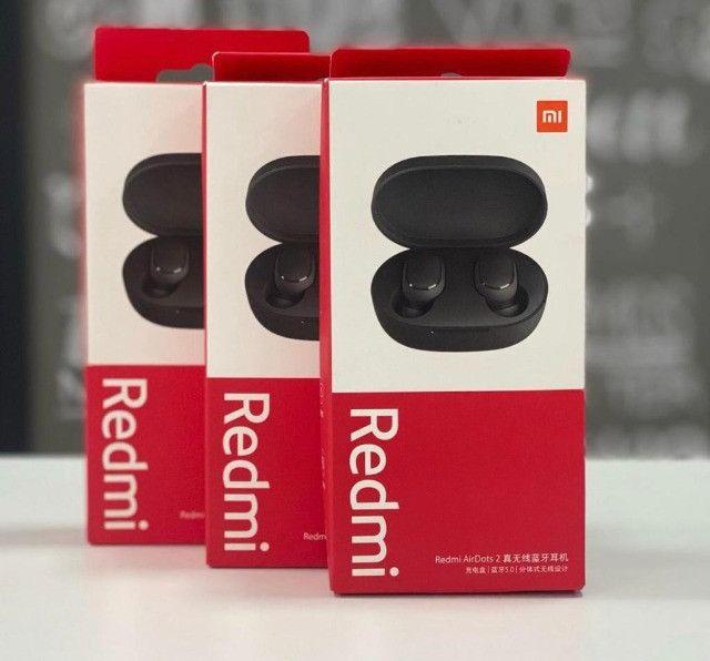 Fone de Ouvido Mi True Wireless Xiaomi - Redmi Airdots 2