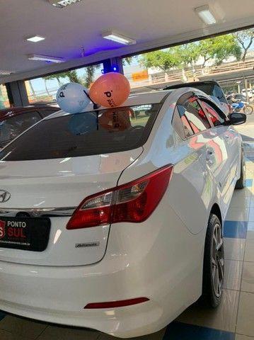 ML - Hyundai Hb20S 1.6 2018 Automática! - Foto 9