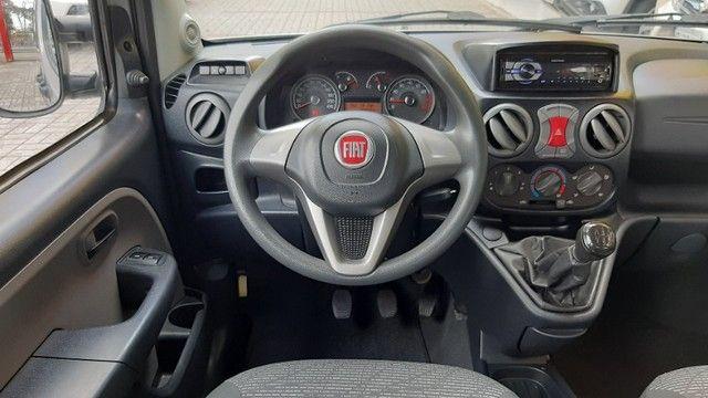 Fiat Doblo Essence 1.8 2020 Completo Lugares - Foto 9