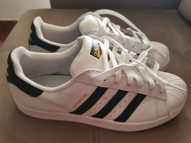 Tênis Adidas superstar original. - Foto 2
