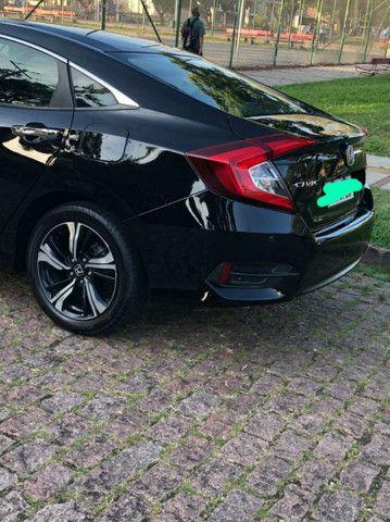 Vendo civic 2017 Touring 1.5 turbo   - Foto 2