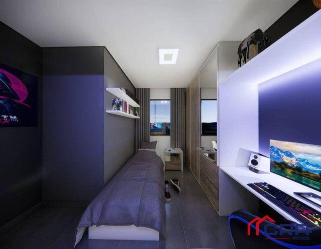 Apartamento com 3 dormitórios à venda, 150 m² por R$ 630.000,00 - Jardim Belvedere - Volta - Foto 15