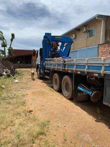 Caminhão munck traçado 26280  - Foto 2