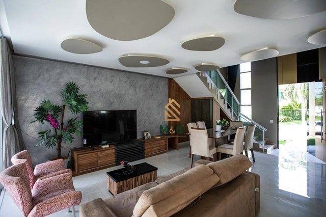 Casa com 4 dormitórios à venda, 519 m² por R$ 2.270.000,00 - Porto das Dunas - Aquiraz/CE - Foto 5