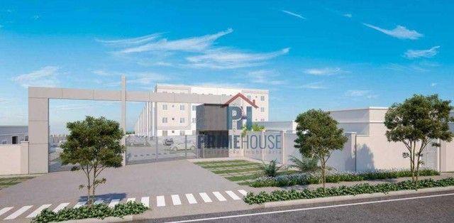 Apartamento com 2 dormitórios, 40 m² por R$ 143.000 - Coxipó - Próximo UFMT - Cuiabá/MT - Foto 2