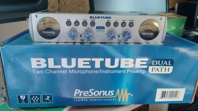 Presonus Blue Tube Pré-amplificador + Brindes