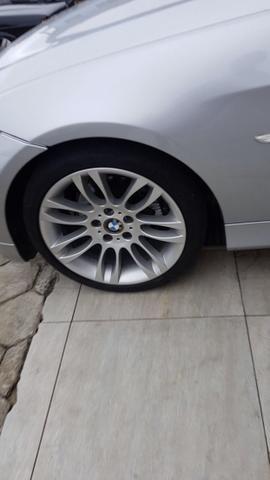 Rodas 18 BMW Top pneus rum flat