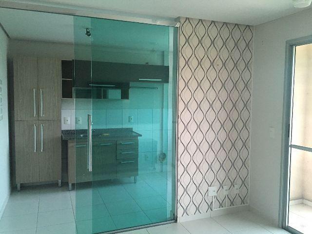 Life da villa/2 quartos/semi mobiliado/andar alto /lindo apto