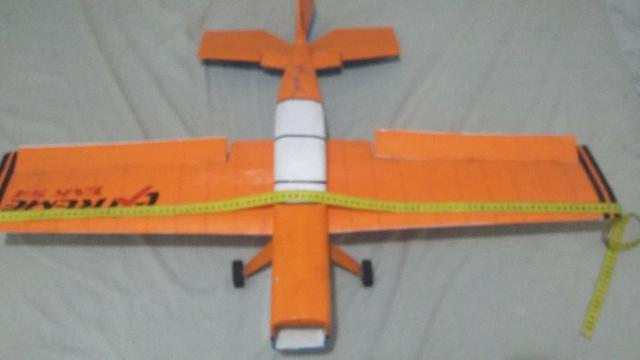 Aeromodelo asa 1,02 / Planador asa 1,80