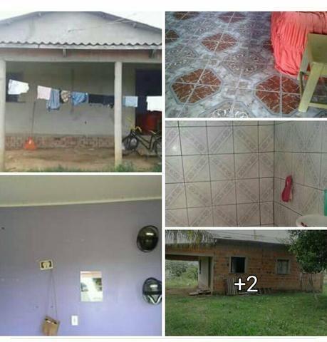 Vende-se uma casa na transacreana km 21