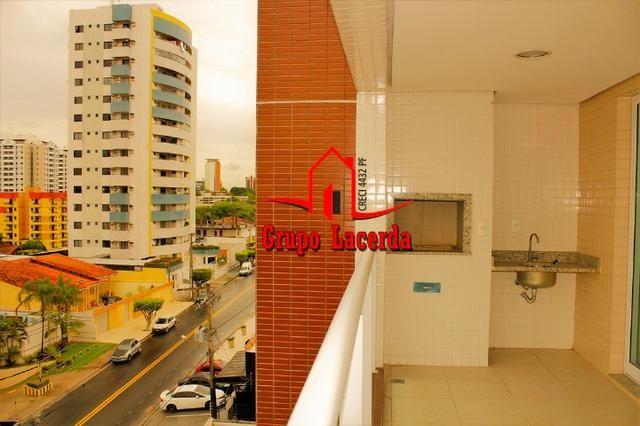 Apartamento Terraço Vieiralves 145m² 4dorm, sendo 01 Suíte Master