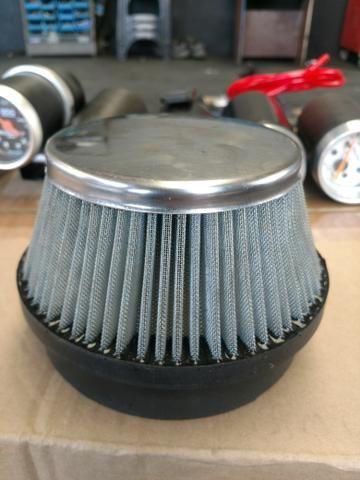 Filtro de ar esportivo. turbina.50