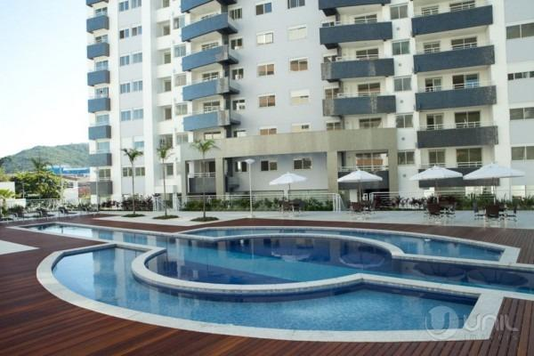 Apartamento 3D, Suite, 2VG,Próximo Floripa Shopping
