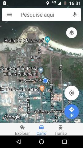 Terreno 15x30 - Praia do Maracanã