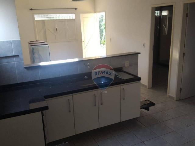 Casa com 2 dormitórios para alugar, 80 m² por r$ 500/mês - nova esperança - parnamirim/rn - Foto 7
