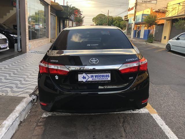 Corolla GLi 2017 Top Completo (JR VEÍCULOS) - Foto 8