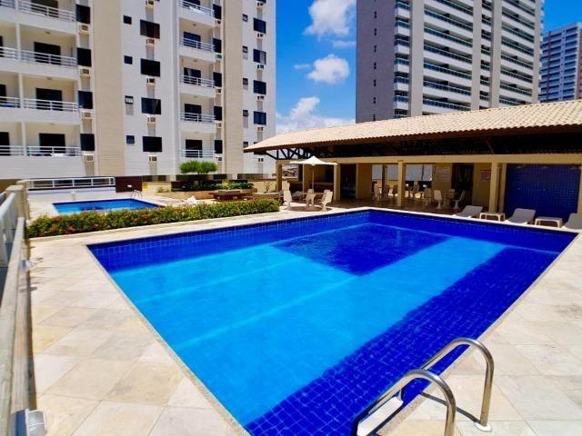 AP0683 - Apartamento com 2 dormitórios à venda, 62 m² por R$ 270.000 - Cocó - Fortaleza/CE