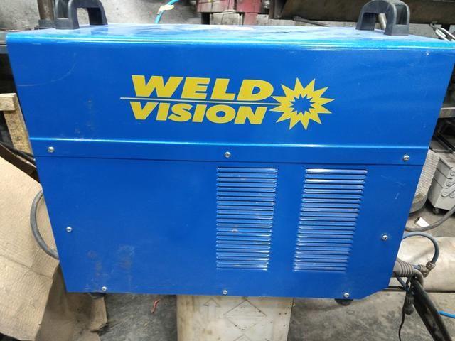Máquina solda tig Weld vision - Foto 6