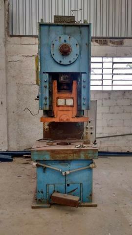 Prensa de freio fricção 110 toneladas - Foto 4