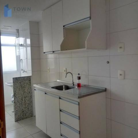 Apartamento com 2 dormitórios para alugar, 58 m² por R$ 1.200/mês - Piratininga - Niterói/ - Foto 9